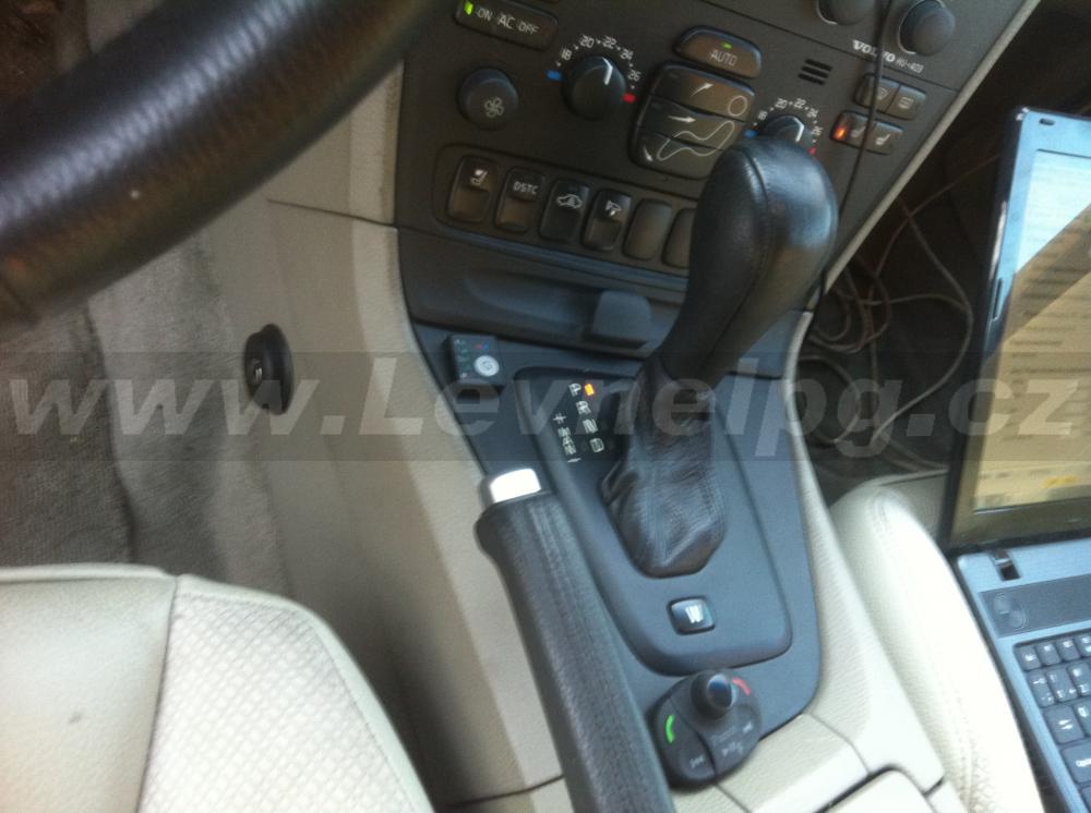 VOLVO S60 2.4 Turbo - LPG 3