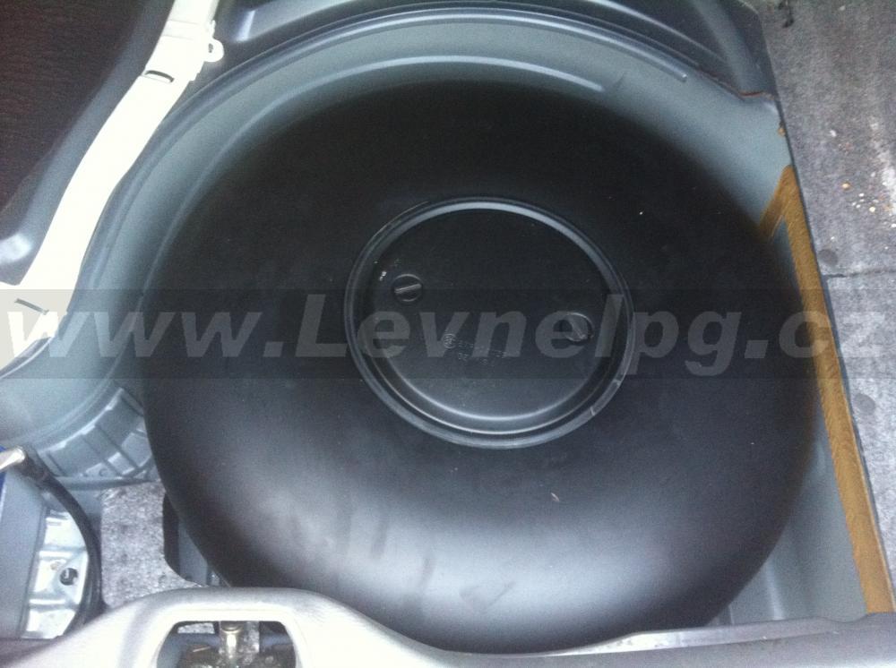 VOLVO S60 2.4 Turbo - LPG 5