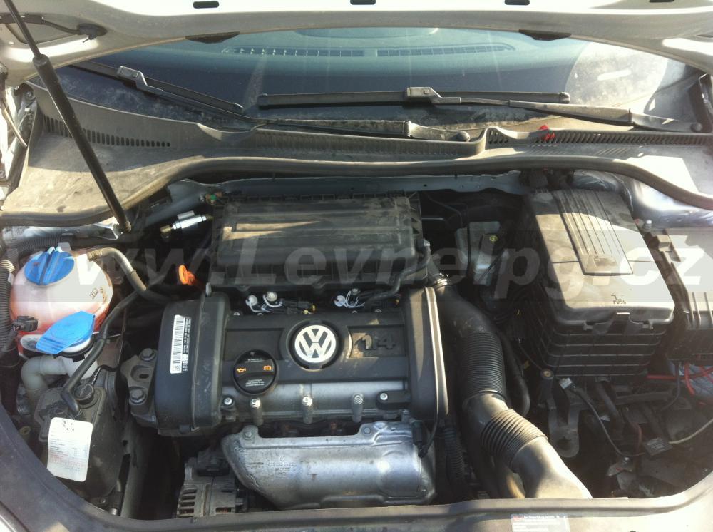 VW Golf 1.4 - LPG 2