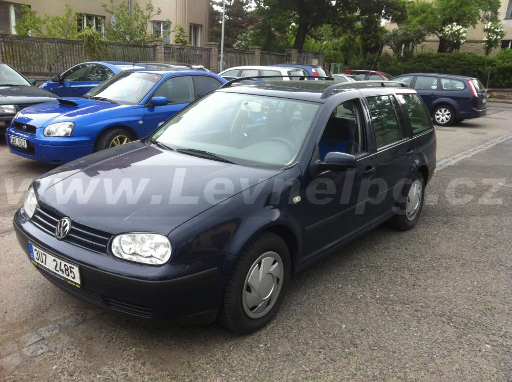 VW Golf IV 1.4 - LPG 1