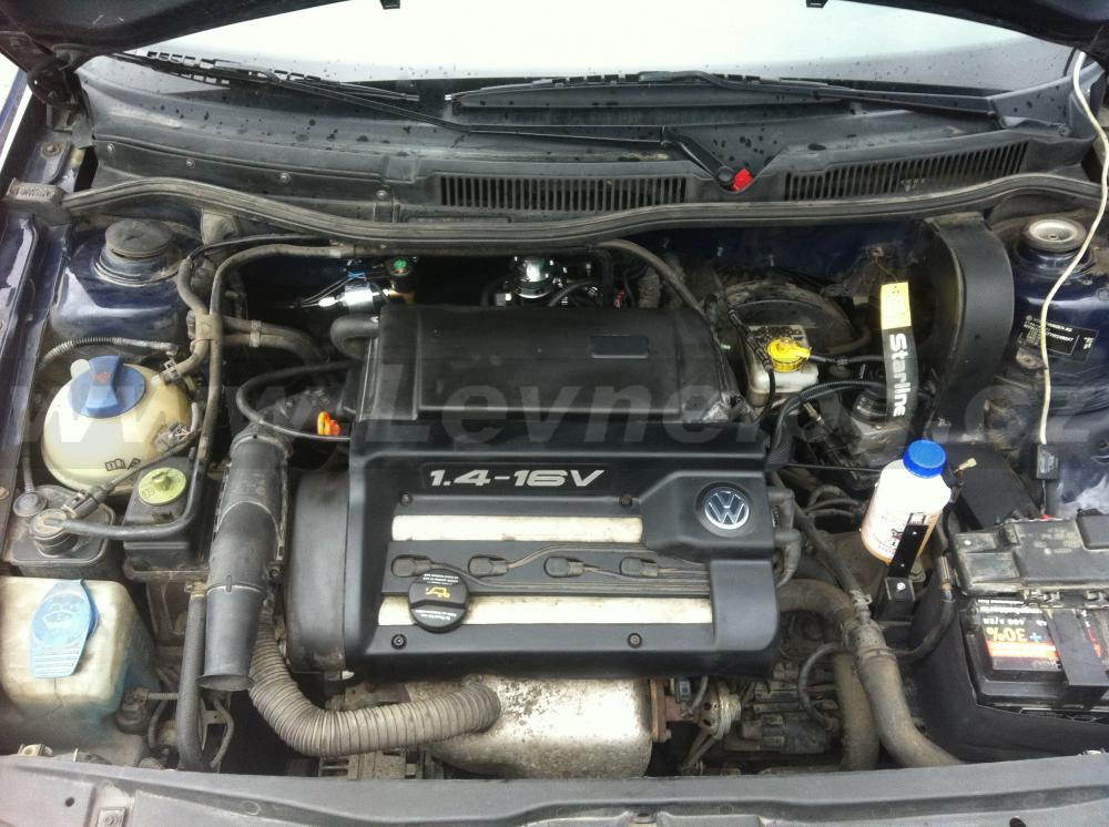 VW Golf IV 1.4 - LPG 2
