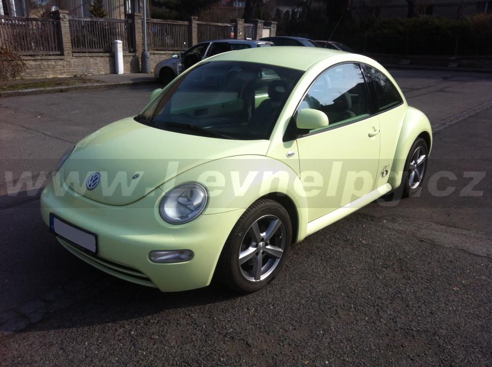 VW New Beetle 2.0 - LPG 1