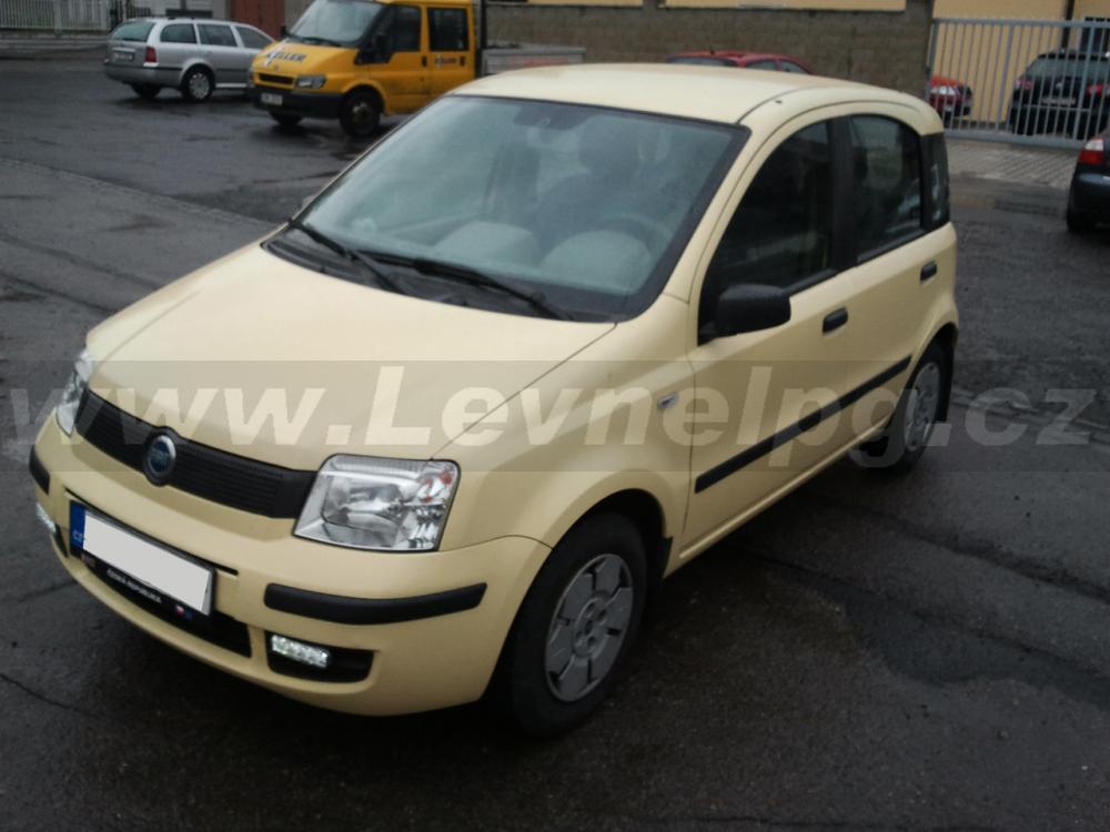 FIAT Panda 1.1L 2007 - LPG 1
