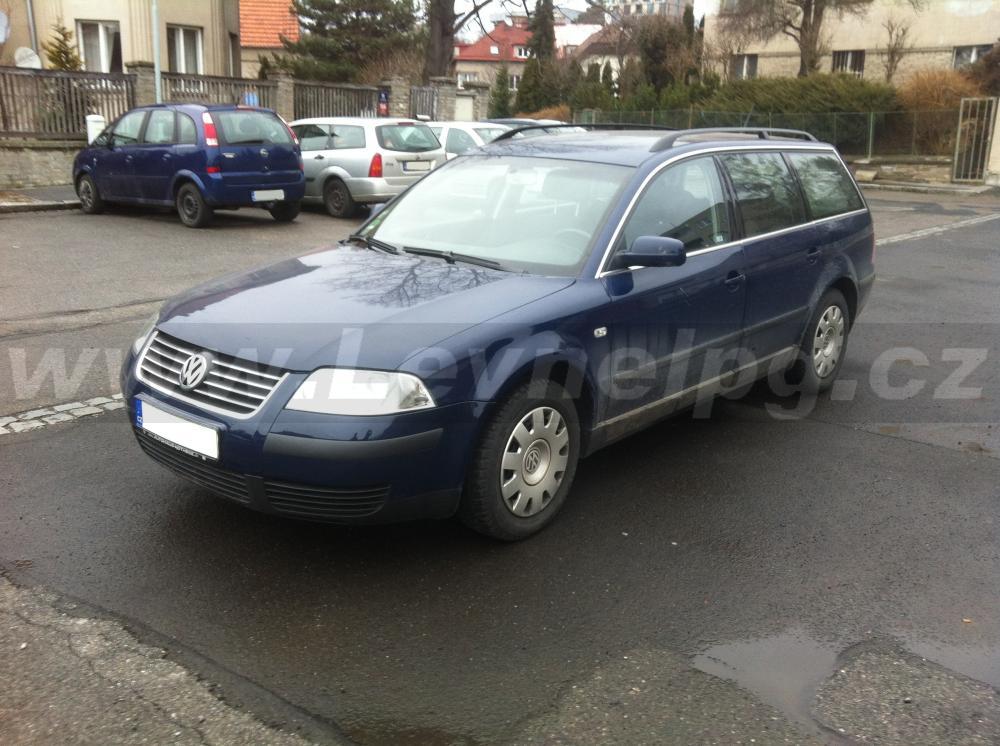VW Passat B5.5 2.0 - LPG 1