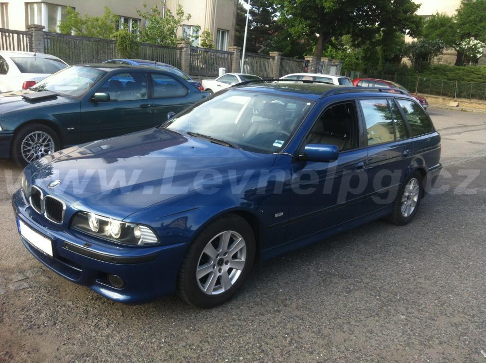BMW 530i E39 II - LPG 1