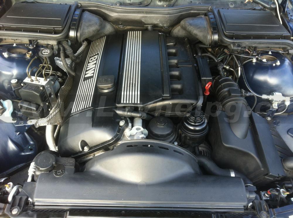 BMW 530i E39 II - LPG 2