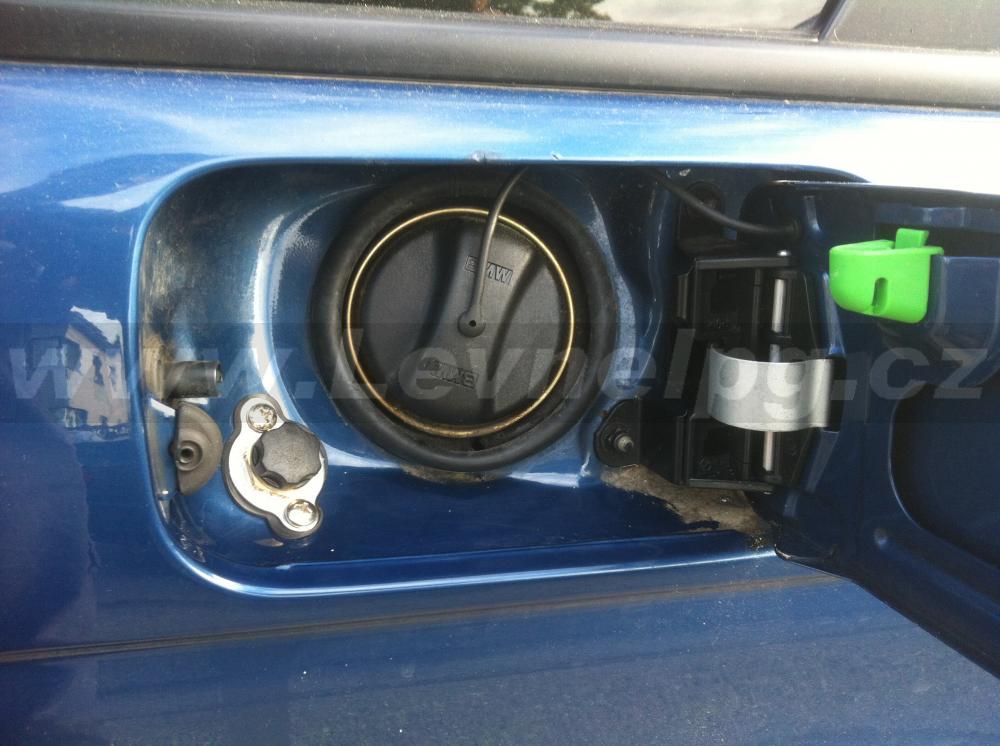 BMW 530i E39 II - LPG 4