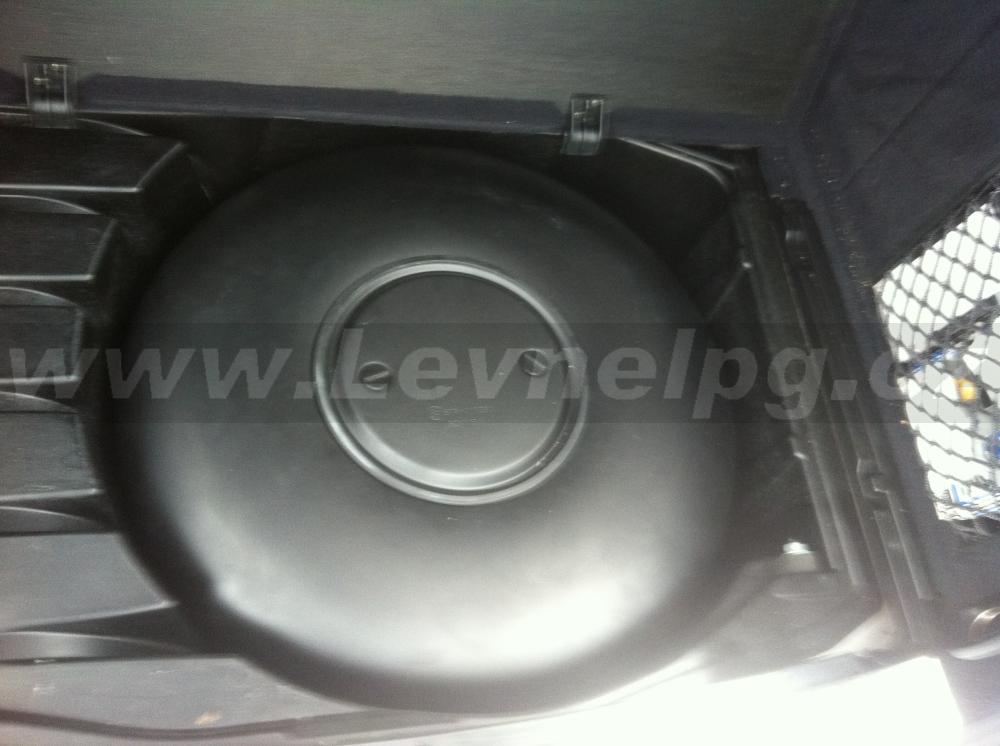 MERCEDES-BENZ C200 kompr. w203 combi - LPG 5