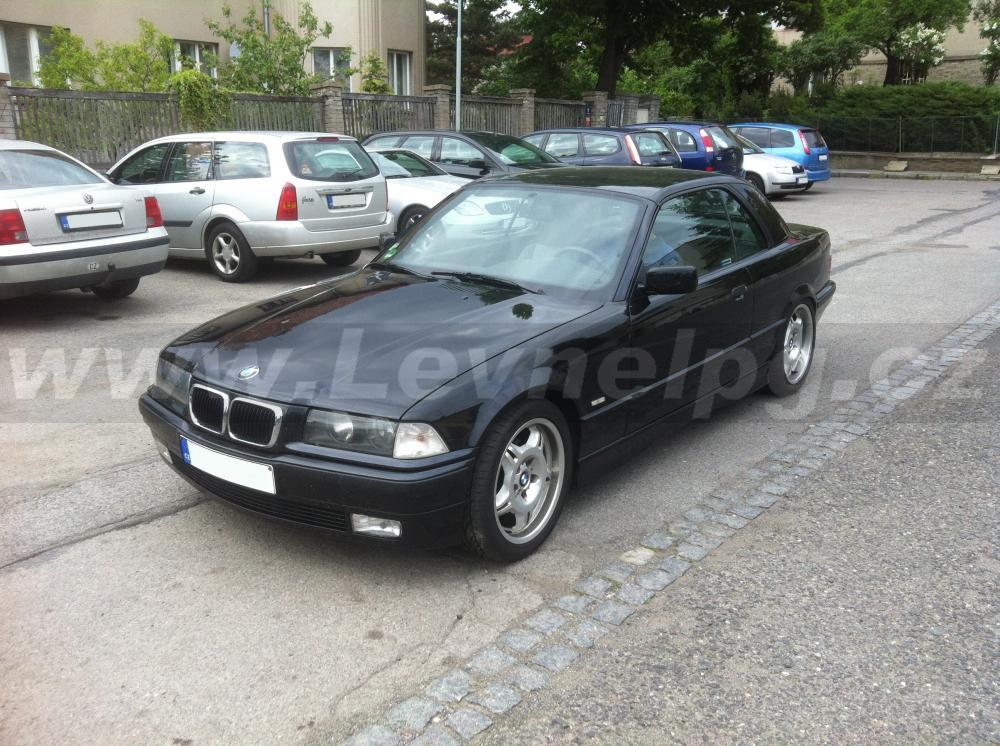 BMW 328i E36 - LPG 1