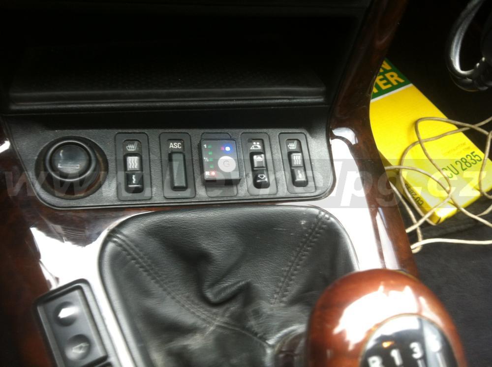 BMW 328i E36 - LPG 3