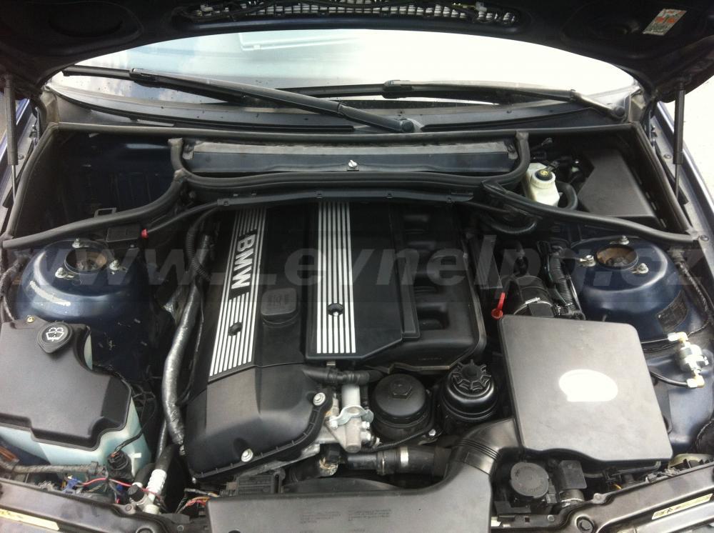BMW 325i E46 SMG - LPG 2