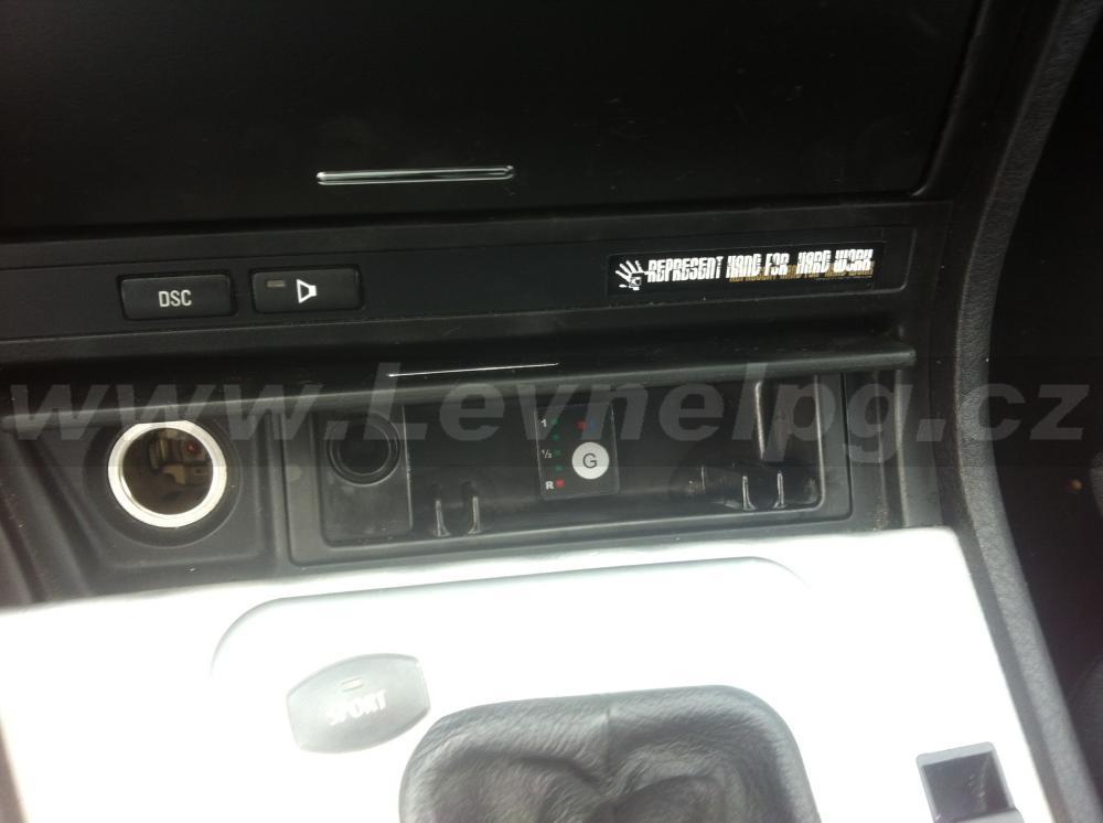 BMW 325i E46 SMG - LPG 3