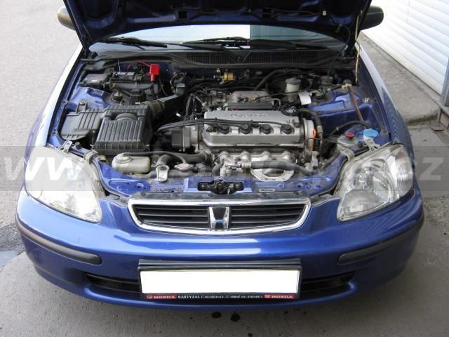 HONDA Civic 1,6 1997 - LPG 1
