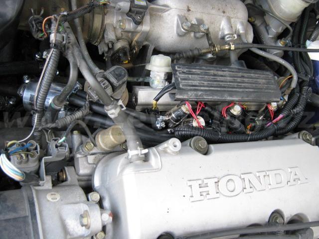 HONDA Civic 1,6 1997 - LPG 2