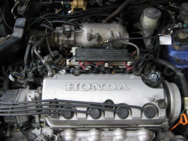 HONDA Civic 1,6 1997 - LPG 3