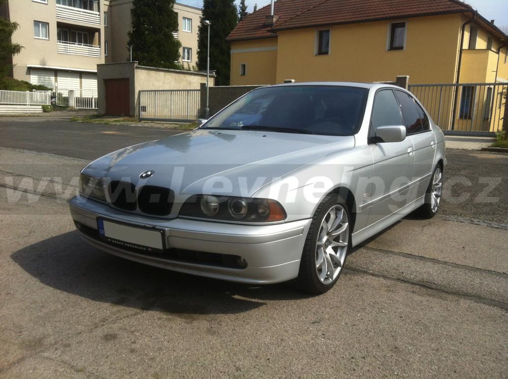 BMW 540i E39 - LPG 1