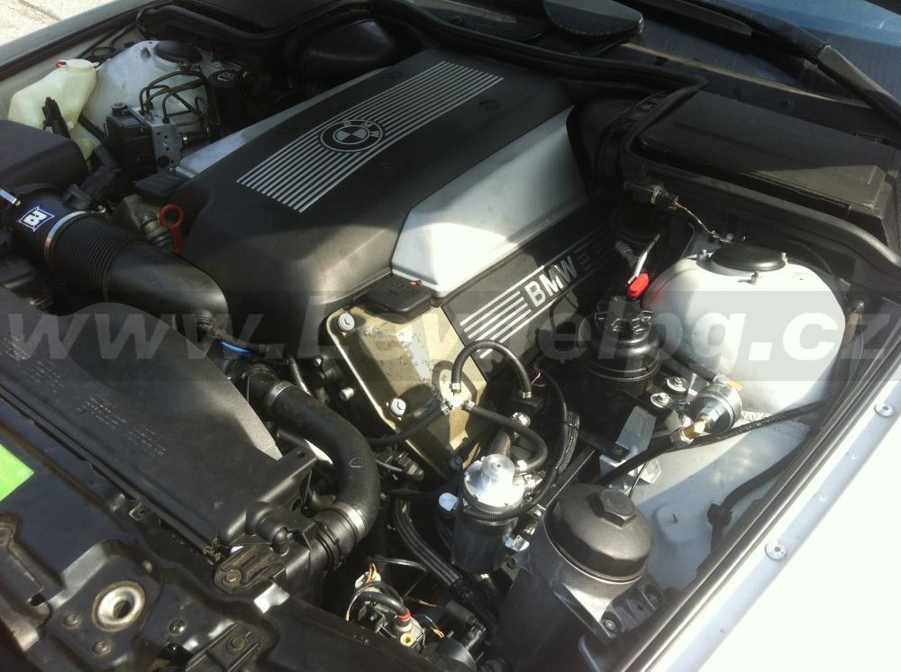 BMW 540i E39 - LPG 2