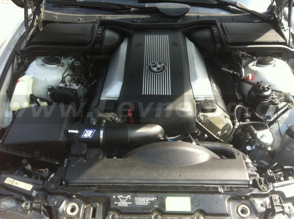 BMW 540i E39 - LPG 3