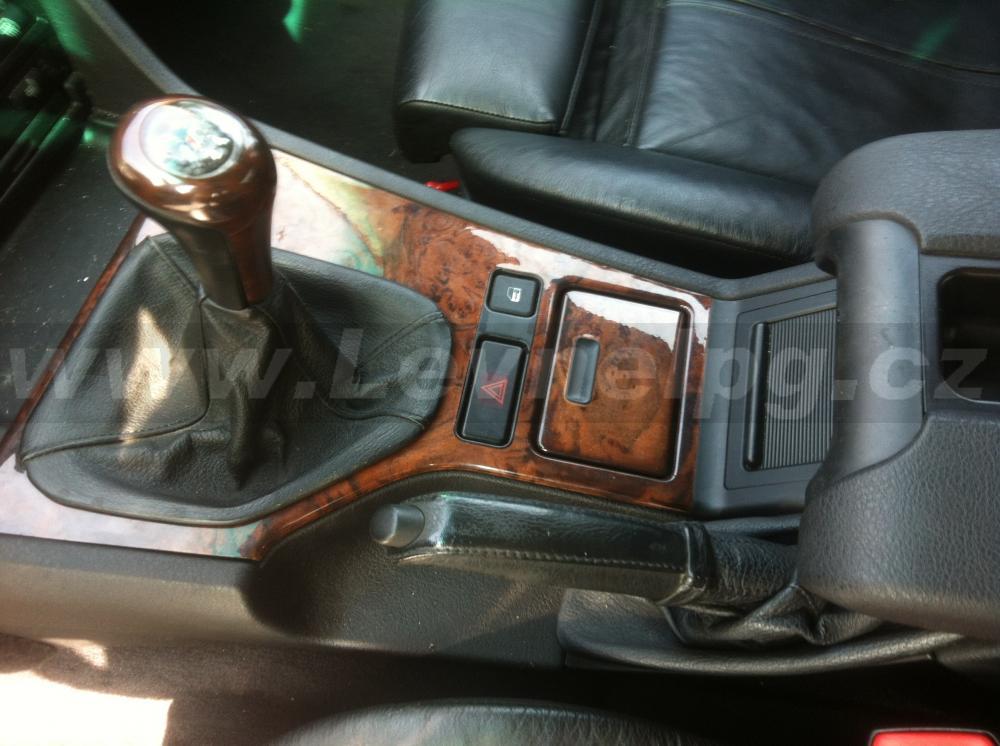 BMW 540i E39 - LPG 4