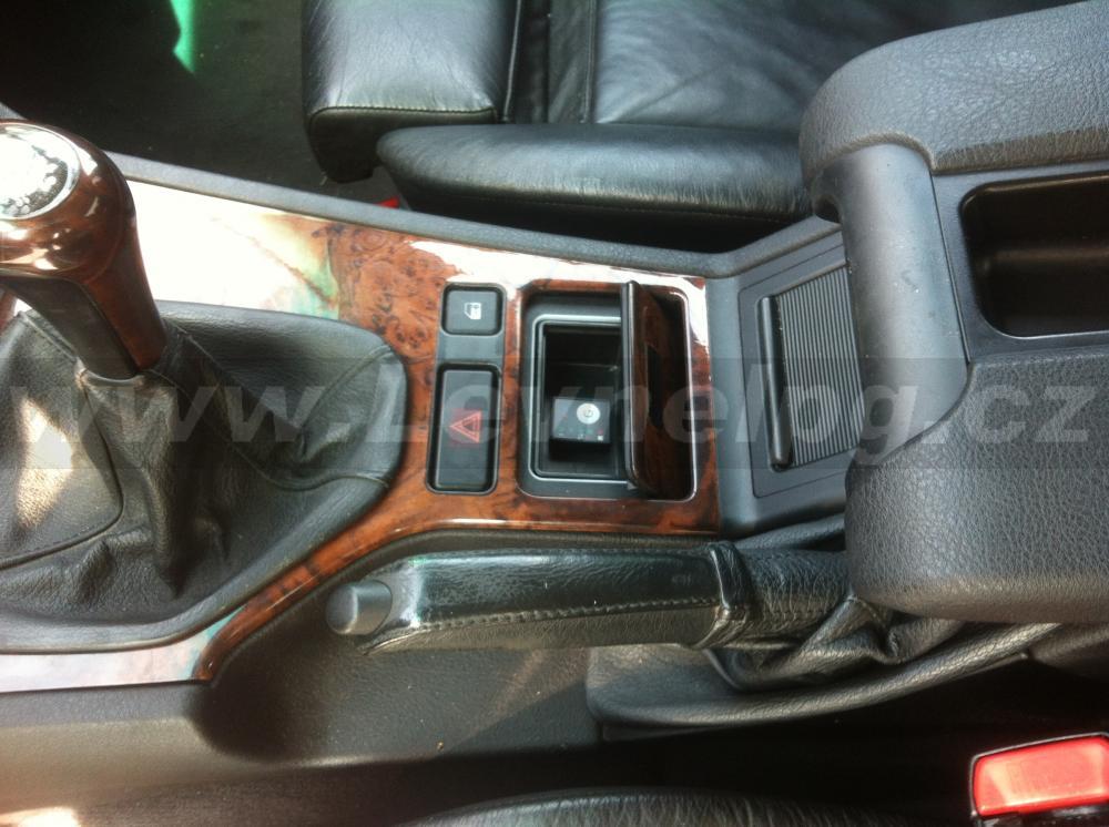 BMW 540i E39 - LPG 5