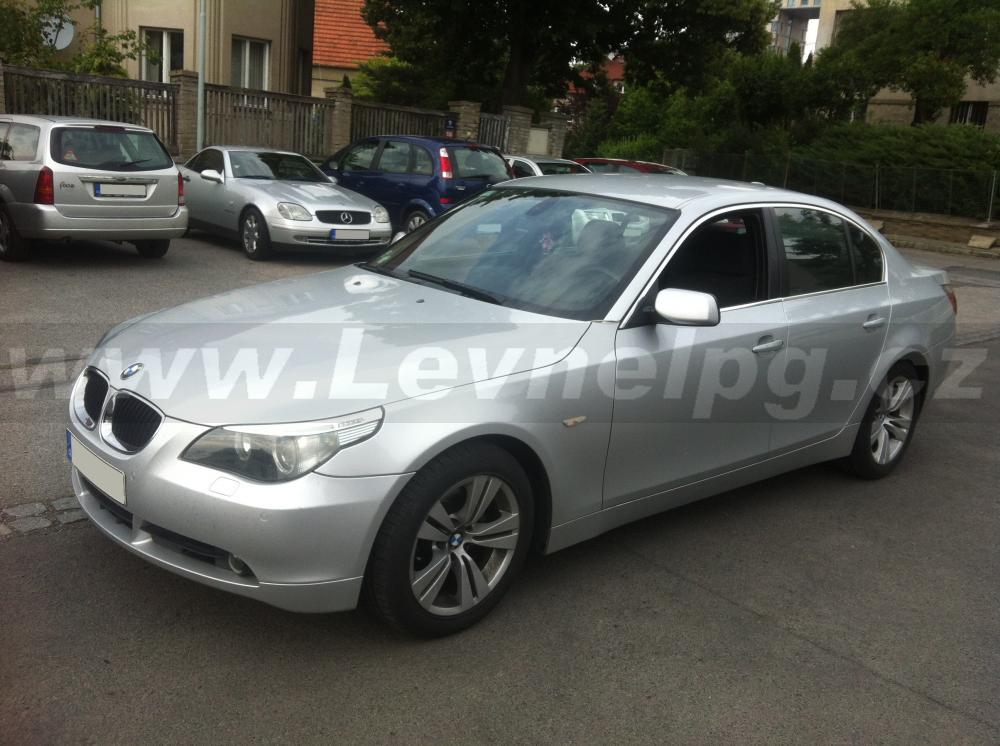 BMW 525i E60 - LPG 1