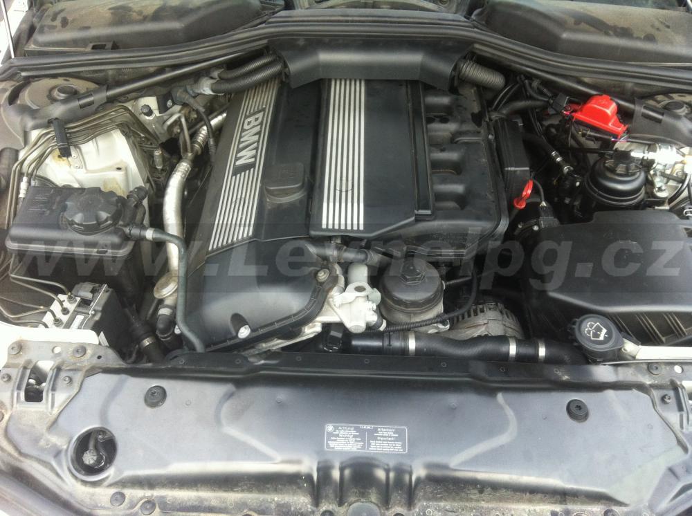 BMW 525i E60 - LPG 2