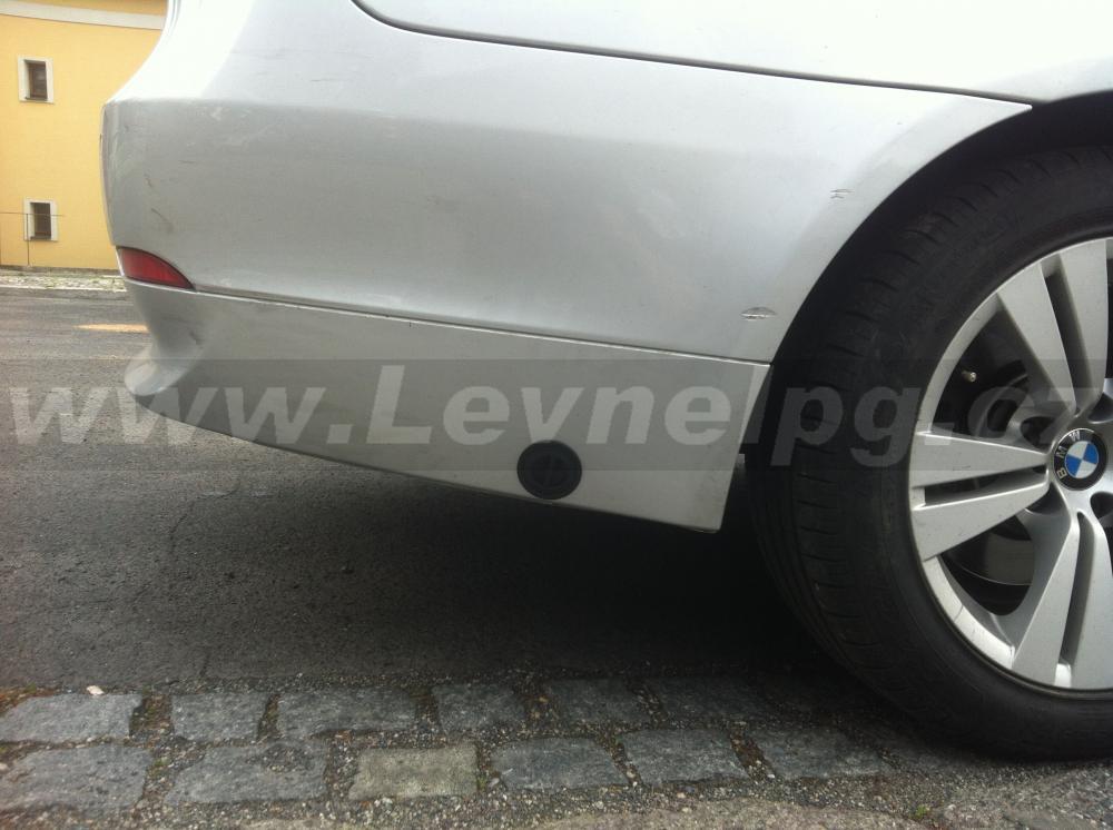 BMW 525i E60 - LPG 4
