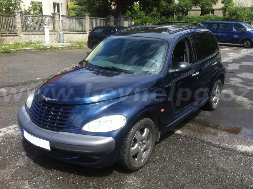 CHRYSLER PT Cruiser 2.0i - LPG 1