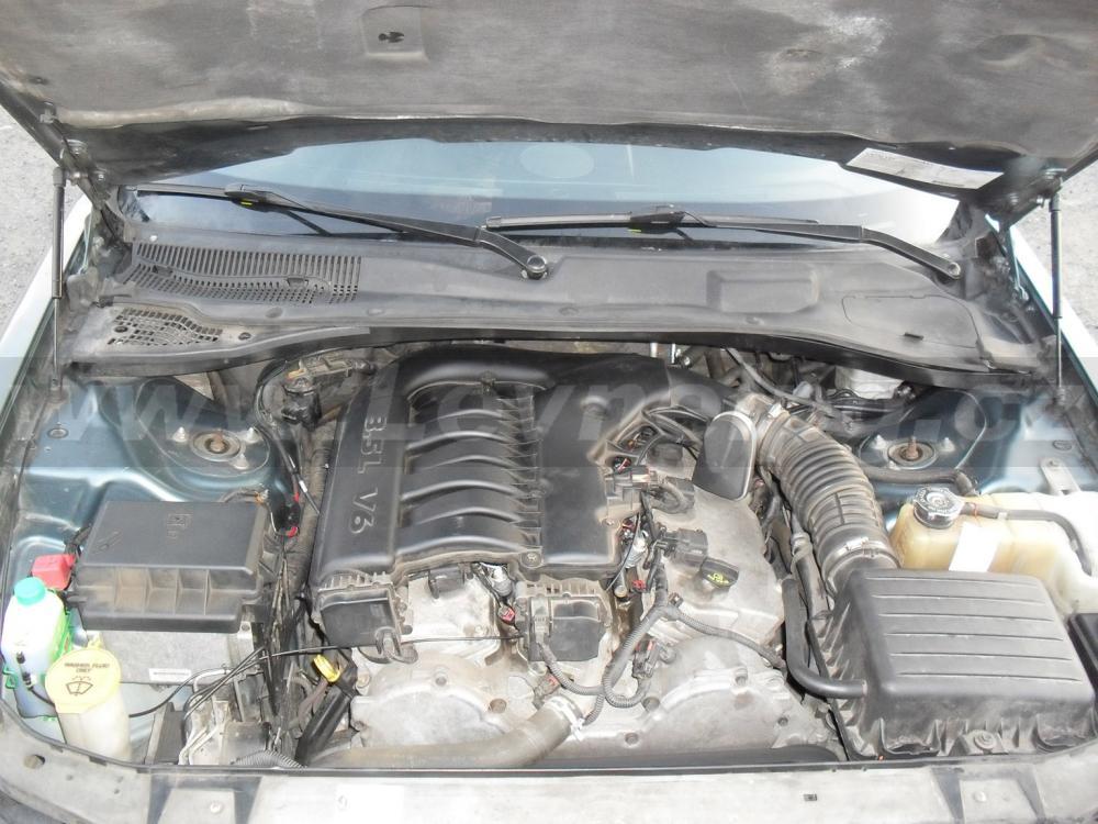 CHRYSLER 300C 3.5L 2007 - LPG 2