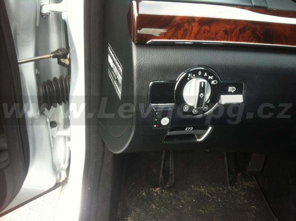 MERCEDES-BENZ S350 W221 - LPG 3
