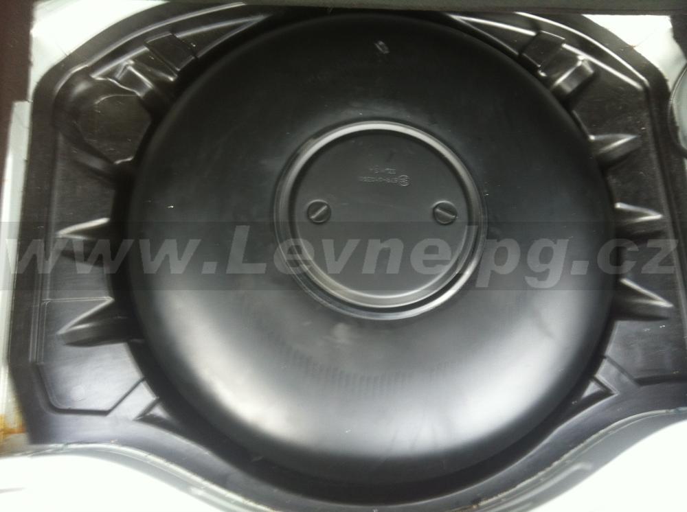 MERCEDES-BENZ S350 W221 - LPG 4