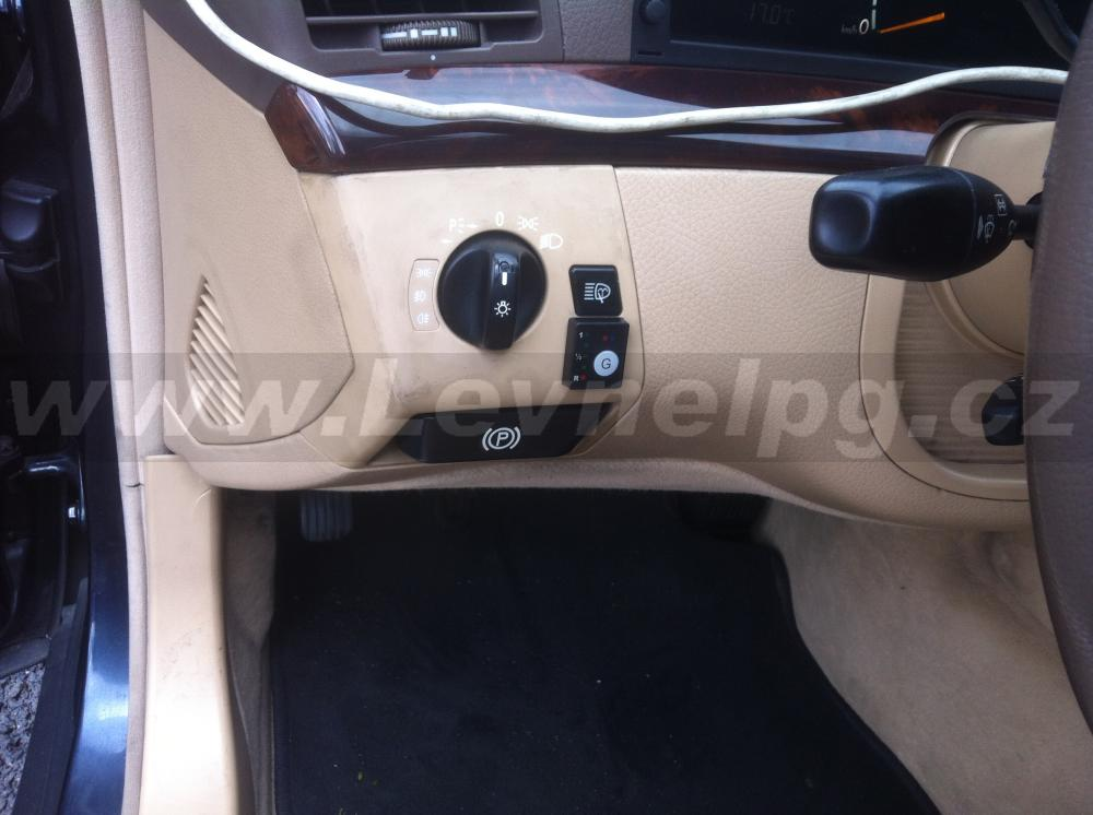 MERCEDES-BENZ S500 W220 - LPG 3