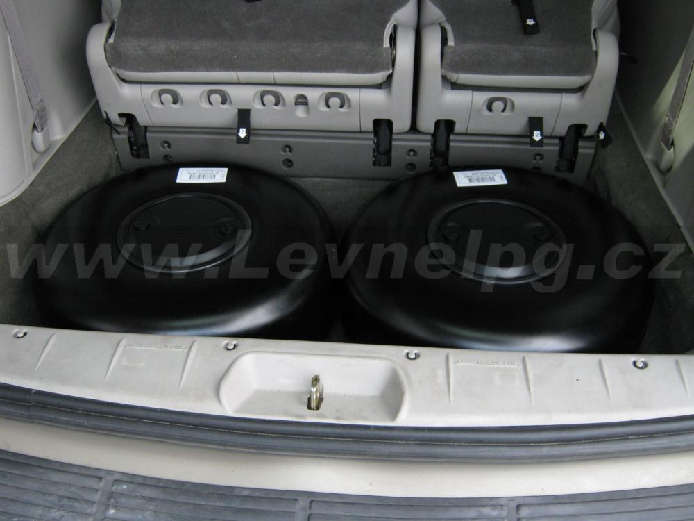 CHRYSLER Town & Country 3.8 - LPG 4