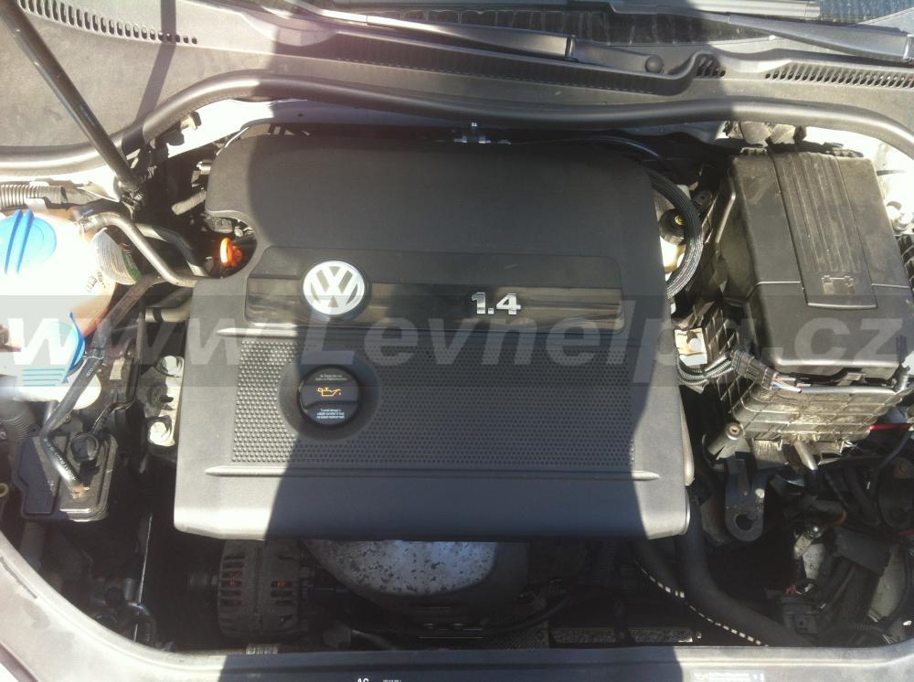 VW Golf V 1.4i - LPG 2