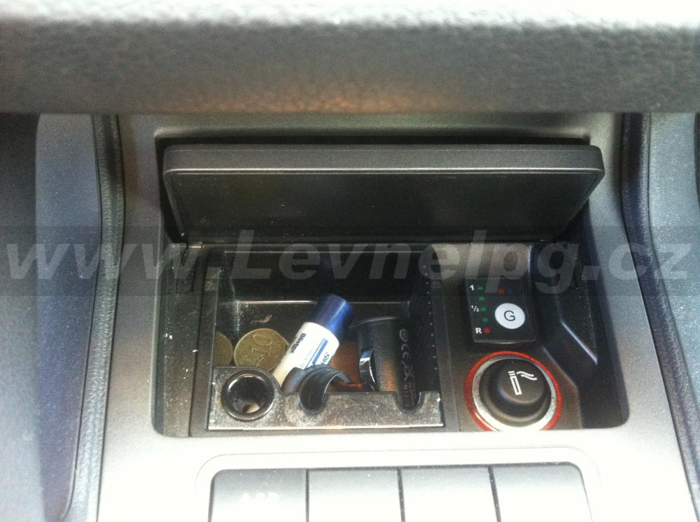 VW Golf V 1.4i - LPG 3