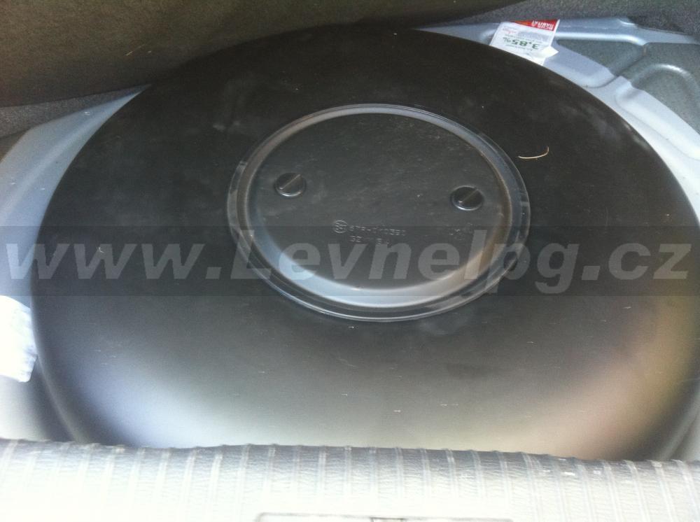 VW Golf V 1.4i - LPG 5