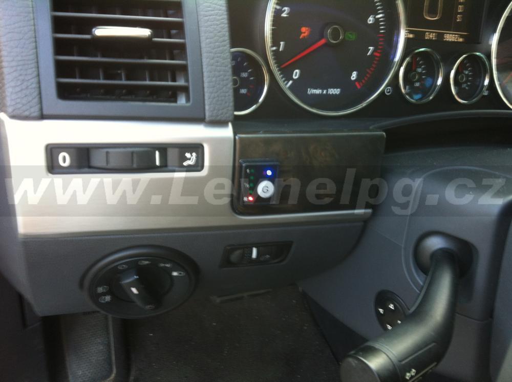 VW Touareg W12 6.0i - LPG 3