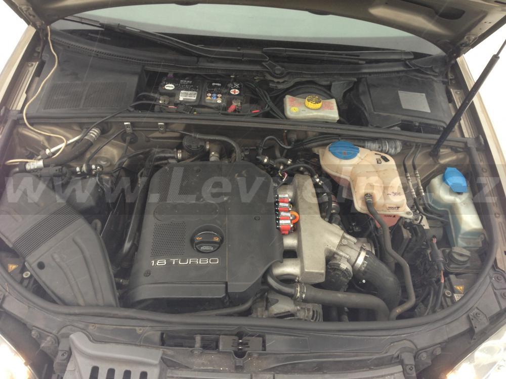 AUDI A4 1.8T B7 - LPG 2