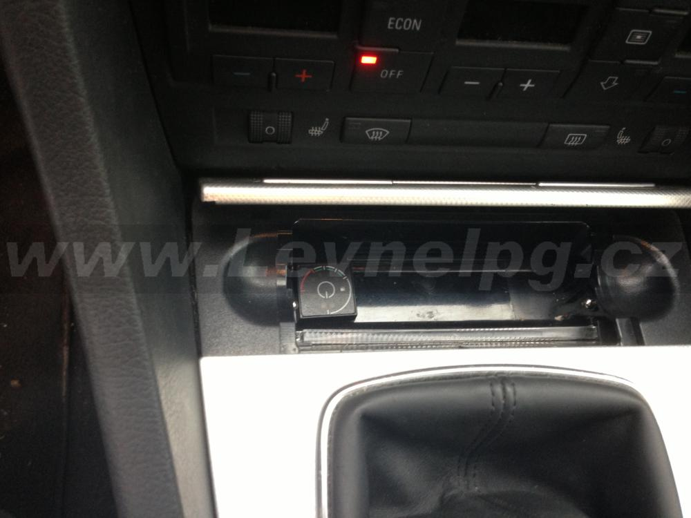AUDI A4 1.8T B7 - LPG 3