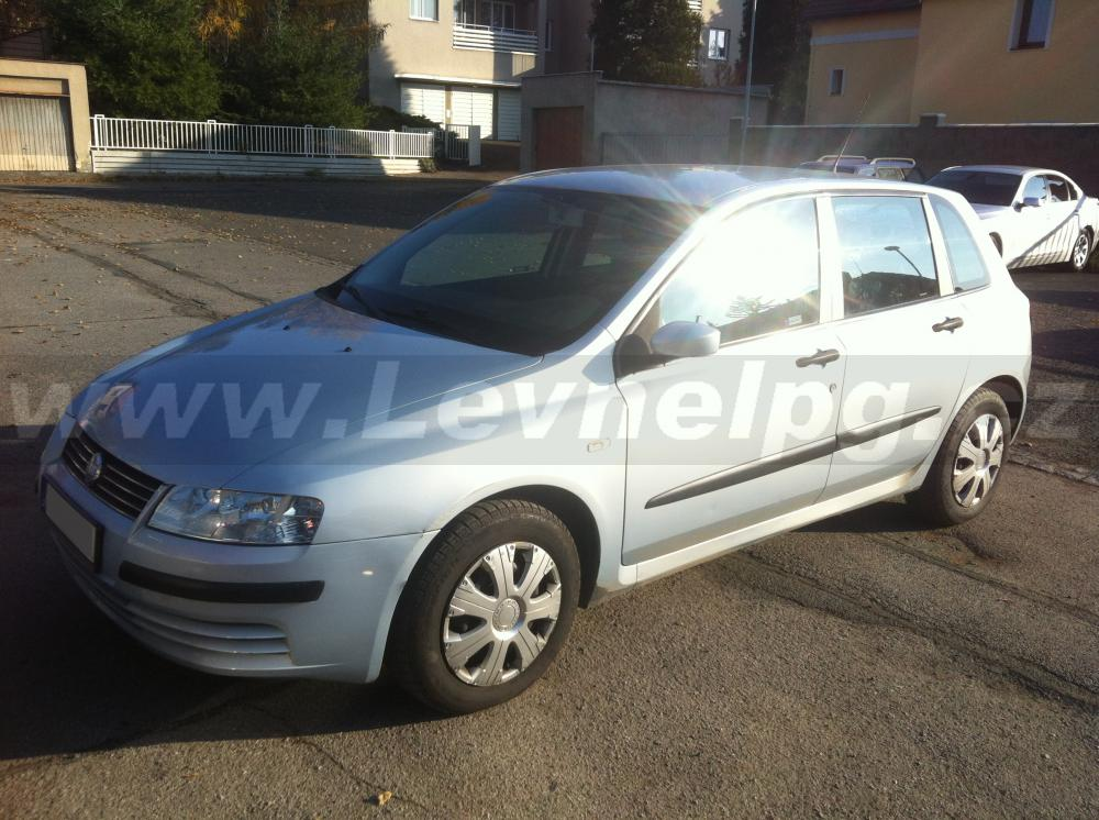 FIAT Stillo 1.6i - LPG 1