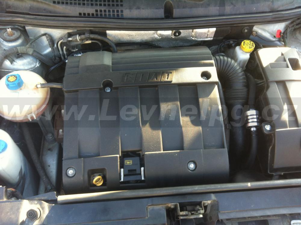 FIAT Stillo 1.6i - LPG 2