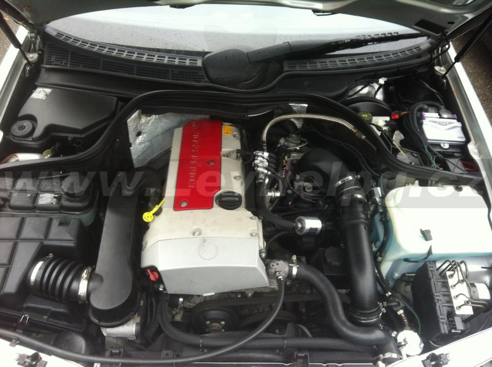 MERCEDES-BENZ CLK 200Kompressor W208 - LPG 2