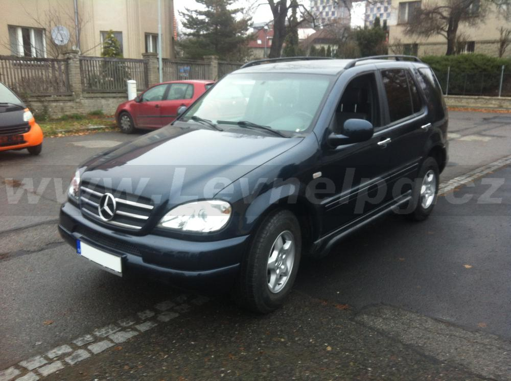 MERCEDES-BENZ ML 350 W163 - LPG 1