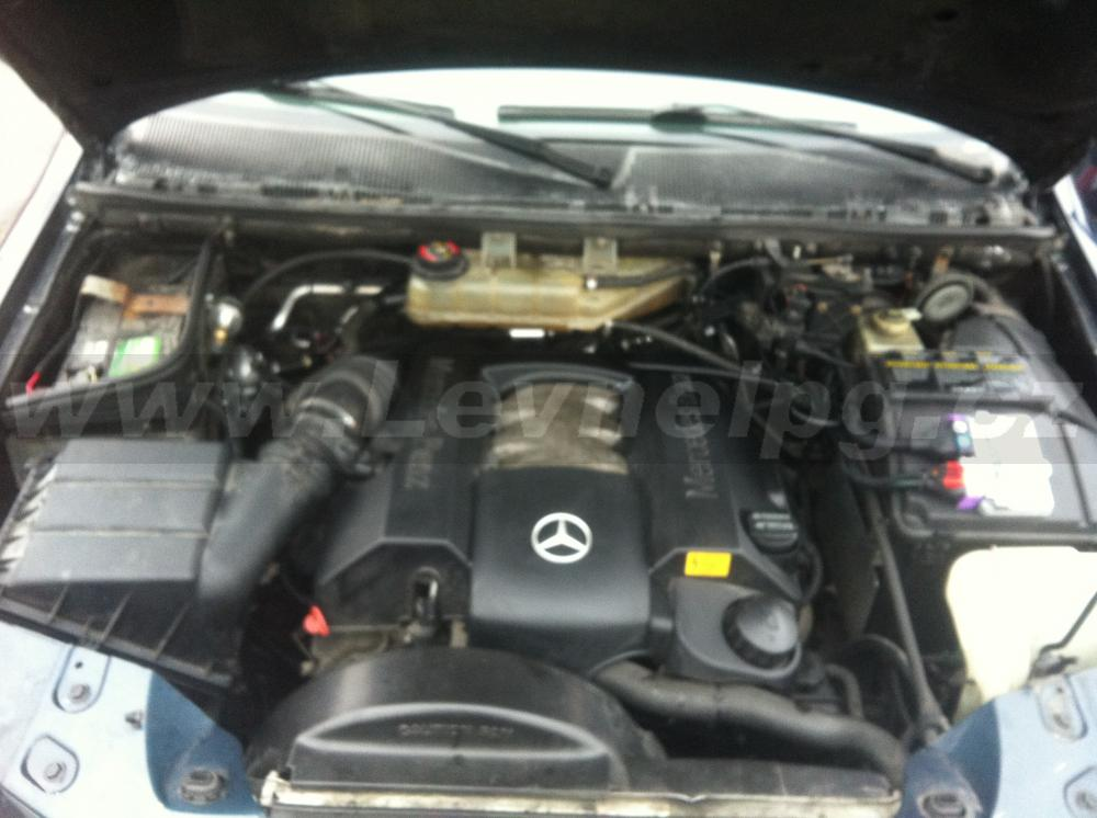 MERCEDES-BENZ ML 350 W163 - LPG 2