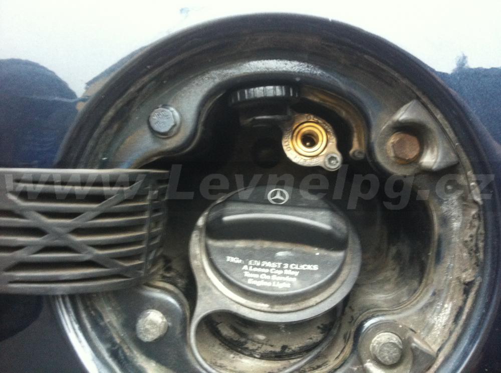 MERCEDES-BENZ ML 350 W163 - LPG 4
