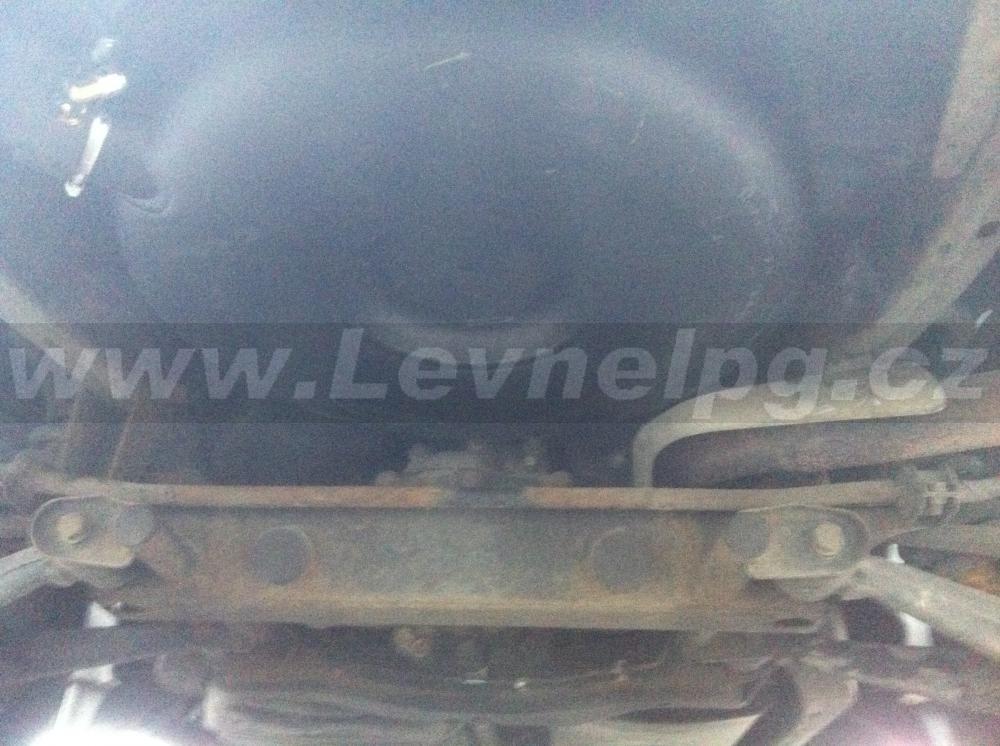 MERCEDES-BENZ ML 350 W163 - LPG 5