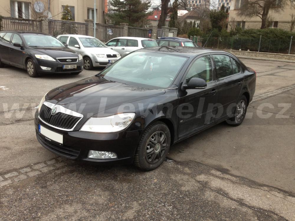 ŠKODA Octavia II (Facelift) 1.6 MPi - LPG 1