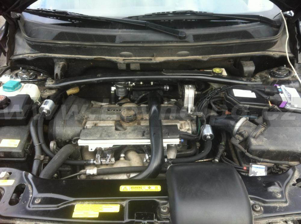 VOLVO XC90 2.4T - LPG 2