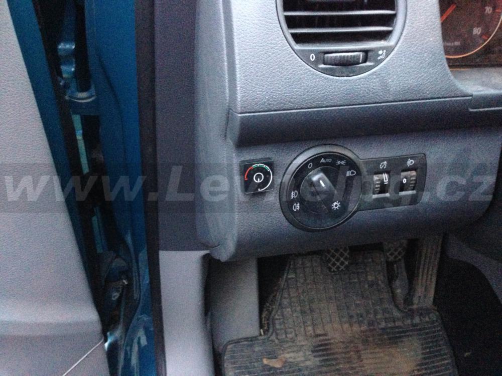 VW Caddy 1.4i (2010) - LPG 3