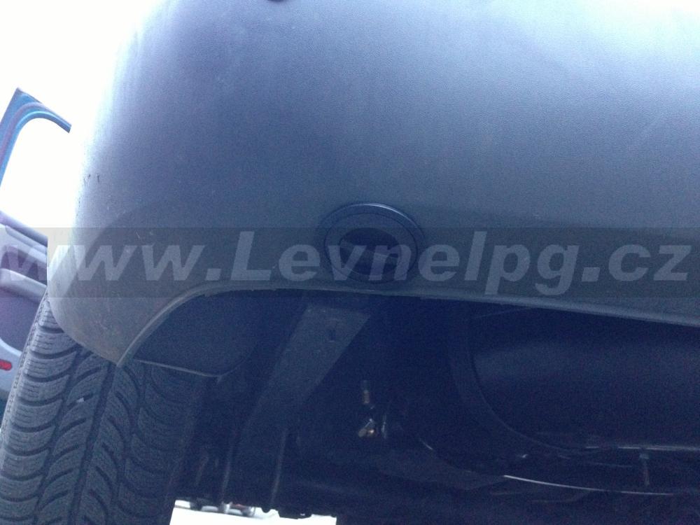 VW Caddy 1.4i (2010) - LPG 4